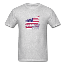 Unisex Classic T-Shirt = trump 2020 - heather gray