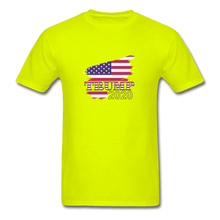Unisex Classic T-Shirt = trump 2020 - safety green