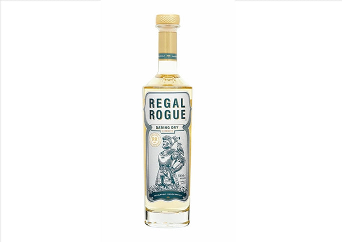 Regal Rogue Daring Dry Vermouth NEW 50cl
