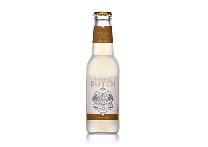 Double Dutch Ginger Beer 20cl (Case 24x200ml)