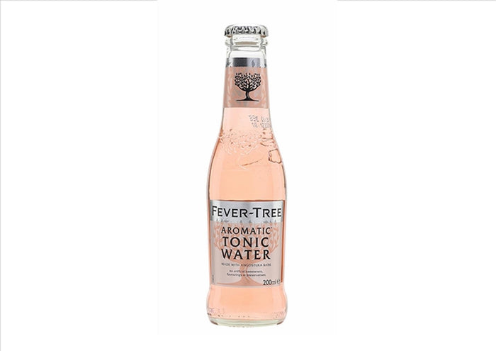Fever-Tree Aromatic Tonic Water (Case 24x200ml)