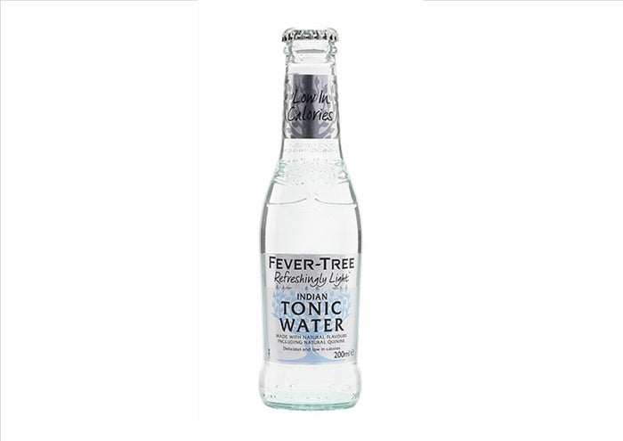Fever-Tree Naturally Light Tonic Water (Case 24x200ml)