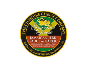 Cheshire Cheese Co - Jamaican Jerk Sauce Spicy Cheddar 200g