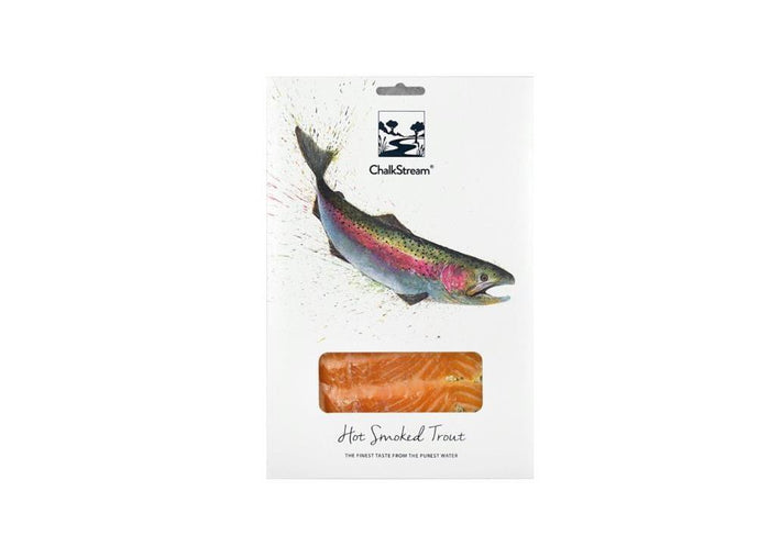 ChalkStream® - Hot Smoked Trout (125g)