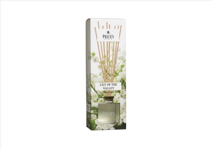 Price's - Reed Diffuser Lily of the Valley
