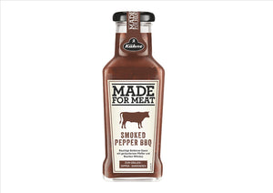 Made for Meat - Smoked Pepper BBQ Sauce (235ml)