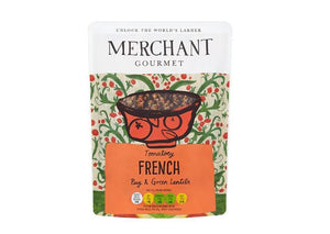 Merchant Gourmet - Tomatoey French Puy & Green Lentils (250g)
