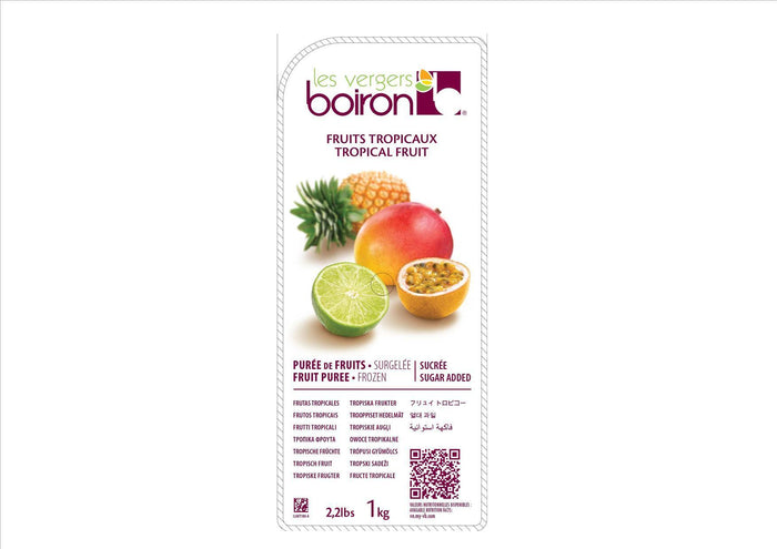 Boiron - Frozen Tropical Fruit Puree