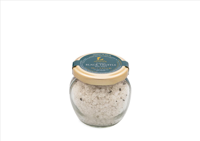 Truffle Hunter - Flaked Black Truffle Sea Salt (70g)