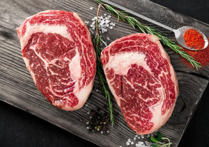 USDA Rib Eye Steak (250g 1 Piece)