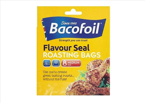 Bacofoil Flavour Seal Roasting Bags (8 Medium)