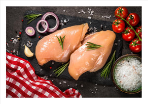 Cornfed Chicken Breast Skin on (Pack of 2)