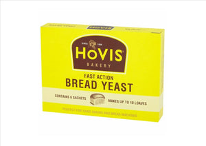 Hovis Fast Action Bread Yeast (6x7g)