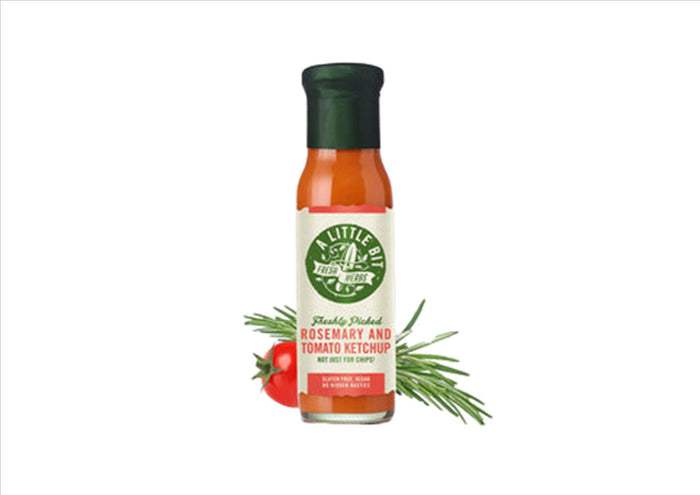 A Little Bit - Rosemary & Tomato Ketchup (260g)