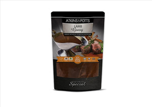 Atkins & Potts - Lamb Gravy (350g)