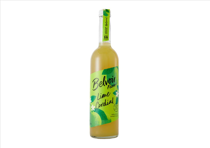Belvoir Lime Cordial (500ml)