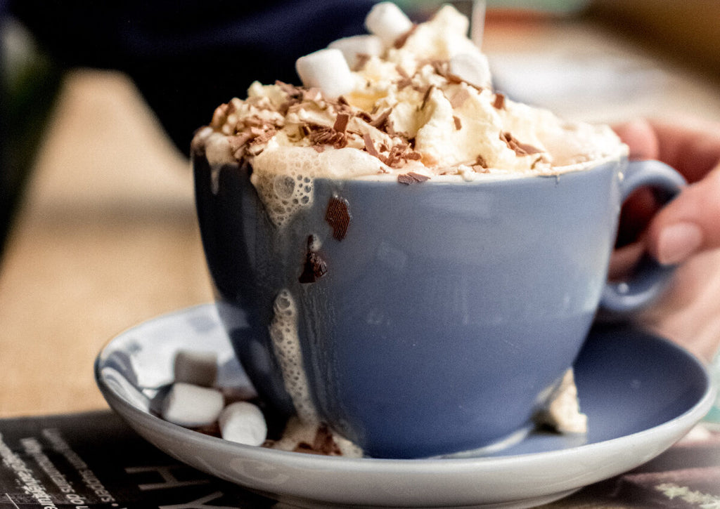 Hot Chocolates: Why we use Marimba Hot Chocolate Melts