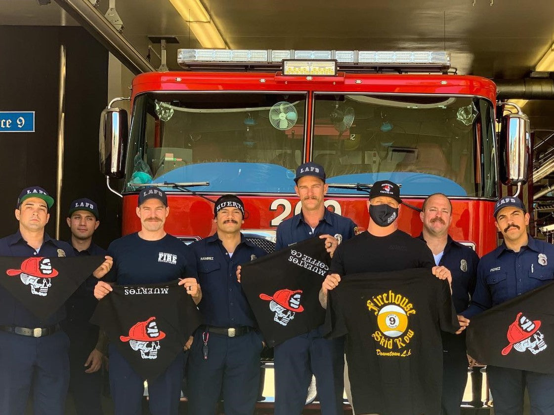 LAFD #9 SKID ROW - SUPPORT