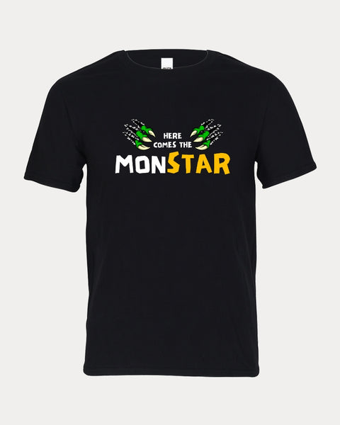 I'm a MonSTAR! Kids Graphic Tee