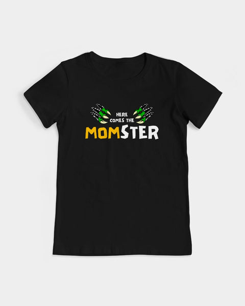 I'm a MOMSter! Women's Graphic Tee