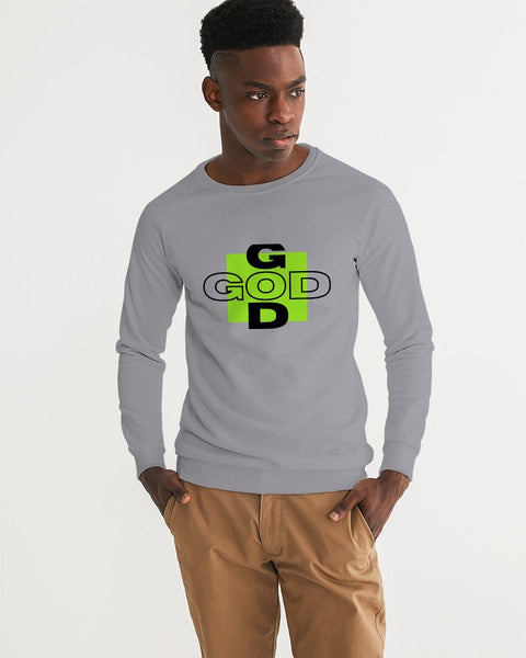 + GOD Men's Graphic Sweatshirt