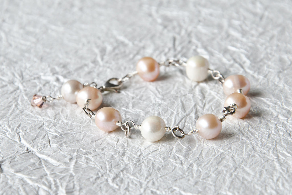 Freshwater Natural Pearls