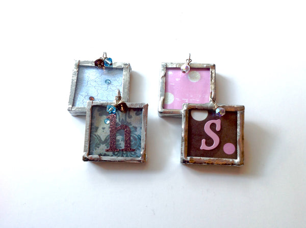 Soldered Jewelry Charm