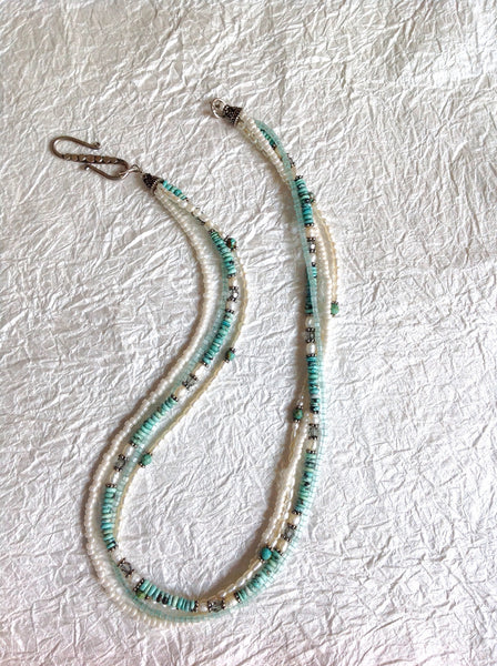 Turquoise Mix Necklace