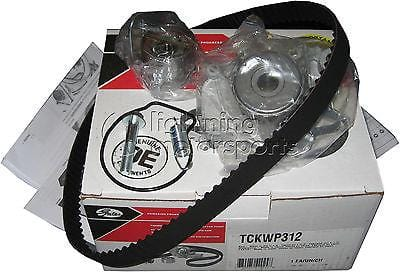 GATES TCKWP312 Timing Belt Water Pump Kit 2001-2005 Honda Civic EX GX LX D17 1.7
