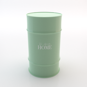 TA HOME - Pastel Green/White text