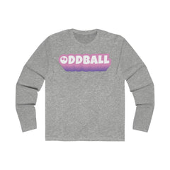 Oddball - Men's Long Sleeve Crew Tee