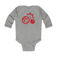 Bocce - Infant Long Sleeve Bodysuit