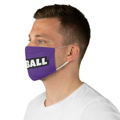 Oddball - Fabric Face Mask
