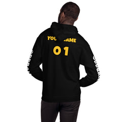 [Customizable]Team Hoodie