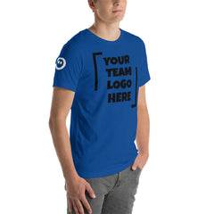 Customizable - Short-Sleeve Unisex T-Shirt