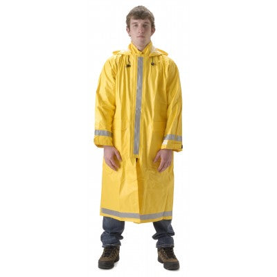 NASCO Rainwear ArcLite Yellow Coat 1103CY