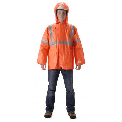 NASCO ArcLite 1000 Series Fluorescent Jacket 1103CBO