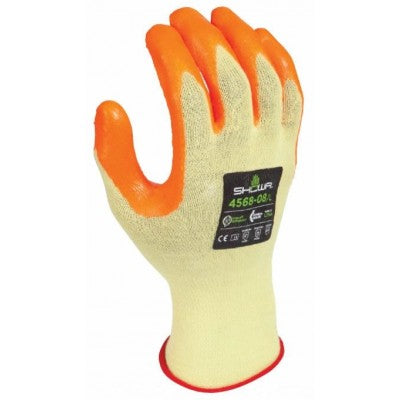SHOWA 4568 High-Visibility Cut-Resistant Glove