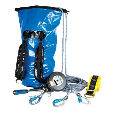 FallTech Rescue And Descent Kit 150ft Storage Bag 6814150K