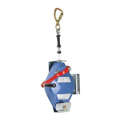 FallTech DuraTech Self Retracting Lifeline with Retrieval Winch 7281DS