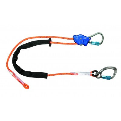 Falltech Towerclimber 6.5' Adjustable Rope Positioning Lanyard 8165E65