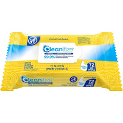 Cleanitize Non-Medical Flat Pack WD-P72Y-CLE (72 ct)