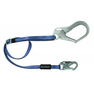 FallTech 4-6' Adjustable Restraint lanyard 82093