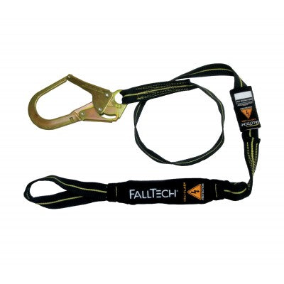 FallTech 6' Arc Flash Energy Absorbing Lanyard 82423L