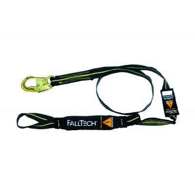 FallTech 6' Arc Flash Energy Absorbing Lanyard 8242L