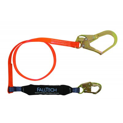FallTech Viewpack 6' Coated Web Lanyard 8256PC