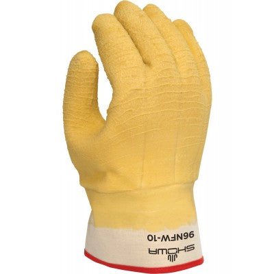SHOWA 96NFW Cold Resistant Glove (Yellow)