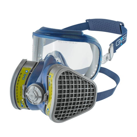 Integra Multigas Ready-to-Use Mask with replaceable Filters