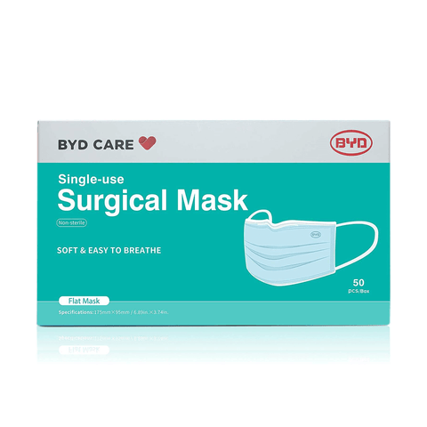 BYD Single-Use Surgical Mask FE2311X
