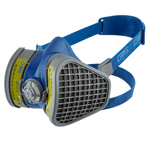 Elipse Multigas Ready-to-Use mask with replacement filters